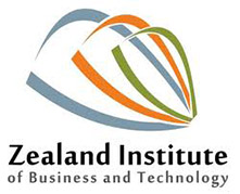 zealand institute of business and technology logo